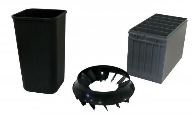 PP 耐燃級複合材料 3
