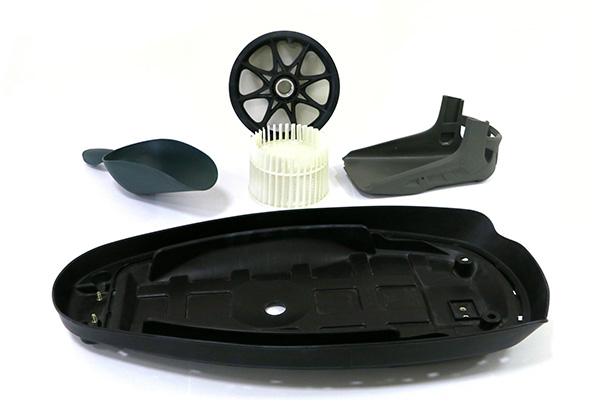 PP 玻纖強化複合材料 1